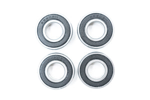 "XCORE Rear Wheelchair Bearings 99502H ABEC 5 1-3/8"" x 5/8"" x .4331"" (4-Pack)"