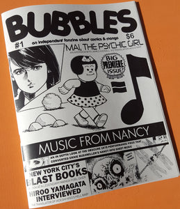 Bubbles zine #1