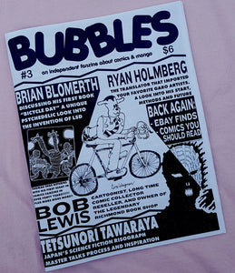 Bubbles zine #3