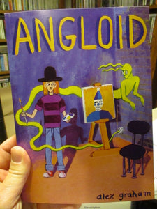 Angloid by Alex Graham (Self-published edition)