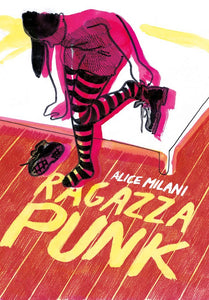 Ragazza Punk by Alice Milani