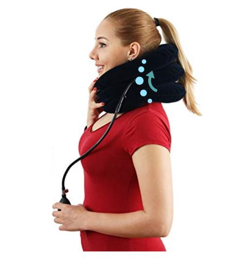 NeckStraight™ - Neck Traction Device for Men & Women