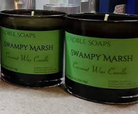 Coconut Wax Candle Limited Edition Froggys Fog Scents 8 ounce candle