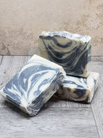 Peppermint, Rosemary and Tea Tree Essential Oils<br/>Hand Crafted Soap