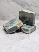 Oakmoss and Amber Fragrance<br/>Hand Crafted Soap