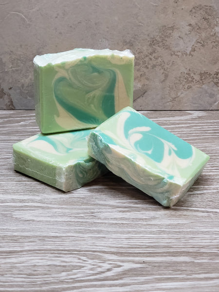 Margarita Lime Fragrance<br/>Hand Crafted Soap