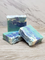 Salty Mariner Type Fragrance<br/>Hand Crafted Soap