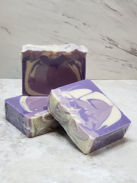 Lavender Essential Oil<br/>Hand Crafted Soap