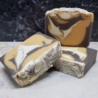 Sweet Cinnamon Pumpkin Fragrance<br/>Hand Crafted Soap