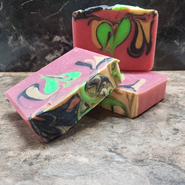 Poison Apple Fragrance<br/>Hand Crafted Soap