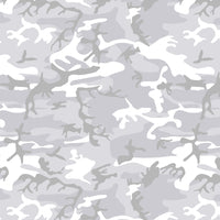 Arctic White Snow Camouflage Women's Leggings