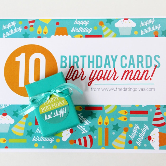 Birthday Cards For Him