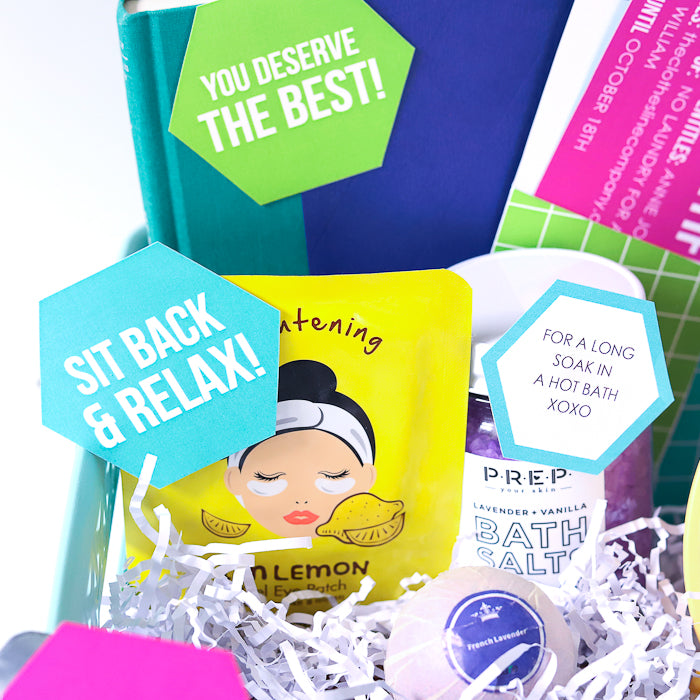 Love Language Gift Basket: Service