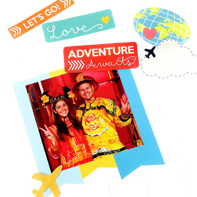 Our Amazing Adventure Book