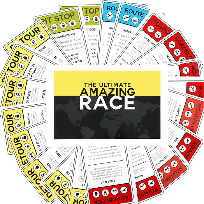 The Ultimate Amazing Race