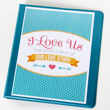 I Love Us Book