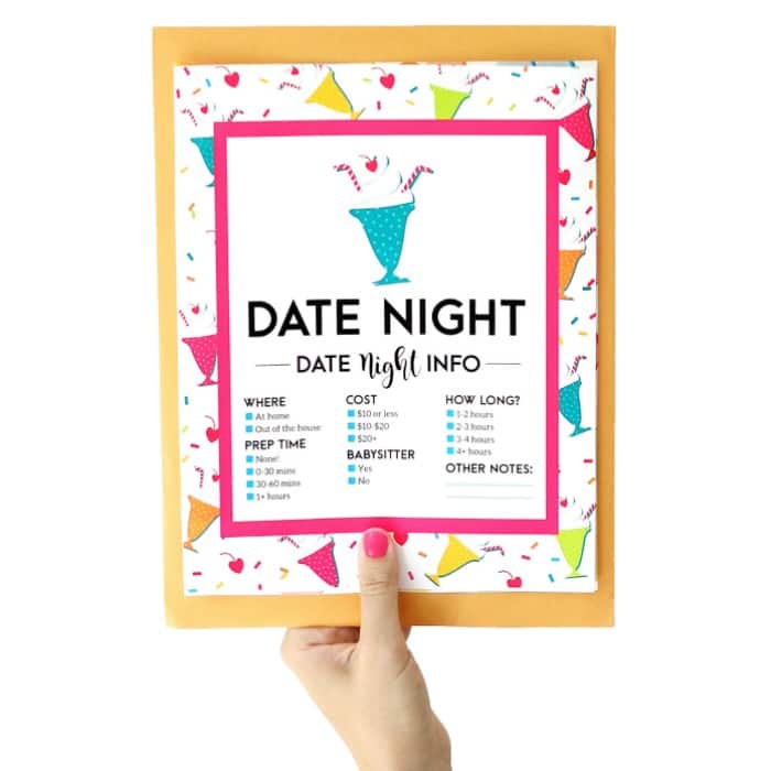 Year of Date Nights