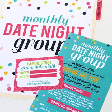 Monthly Group Date Night