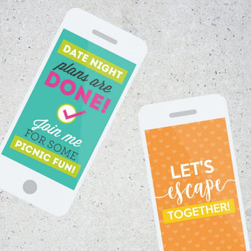 Date Night Invites
