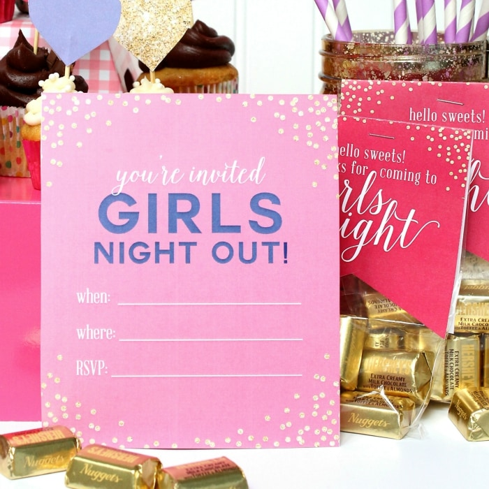 Girls Night Out Party Pack