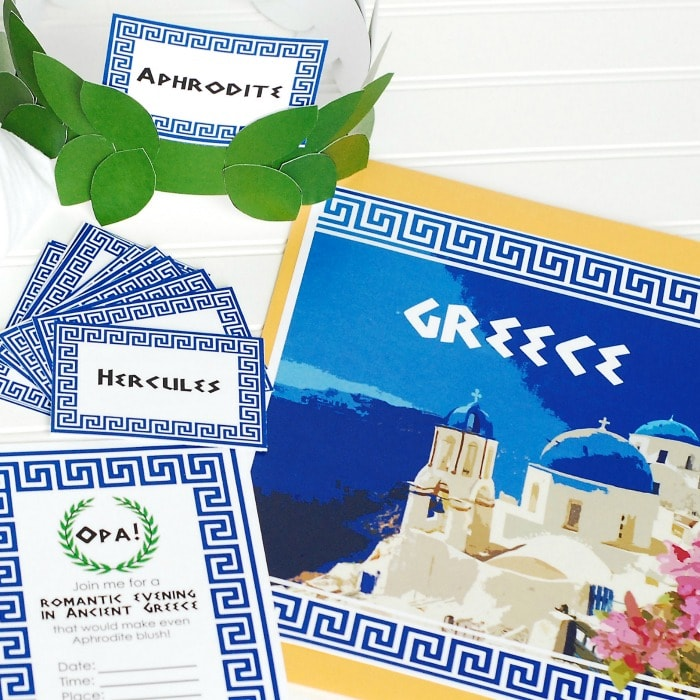 Around the World Dates: Greece