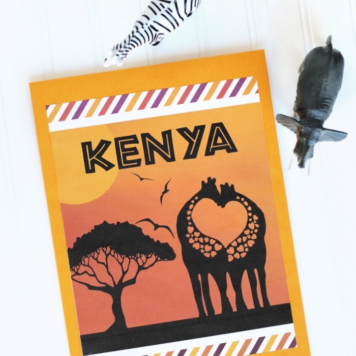 Around the World Dates: Kenya