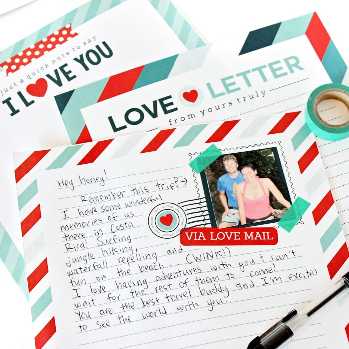 Love Letters 2.0
