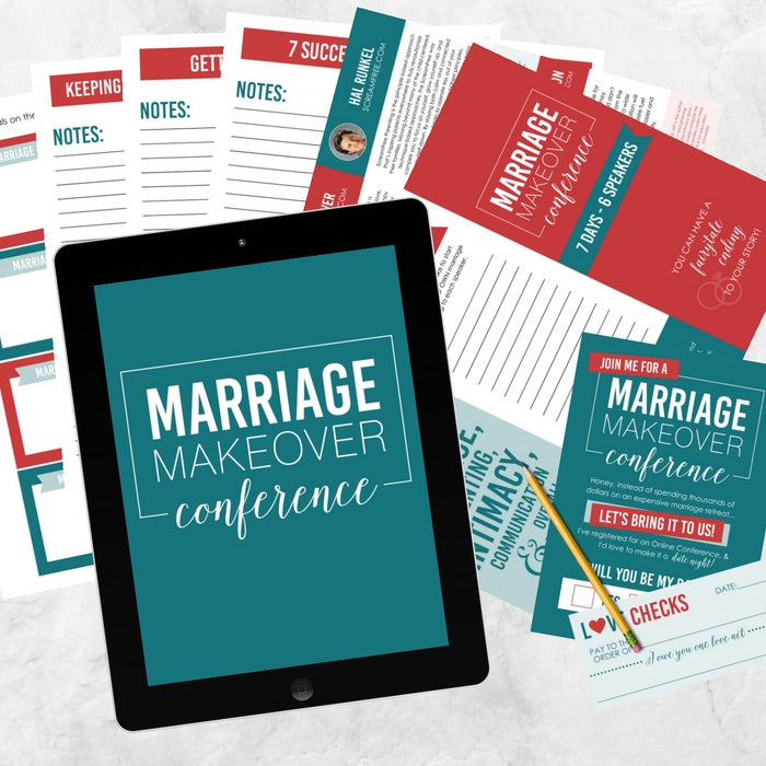 Marriage Makeover: All-Access Pass