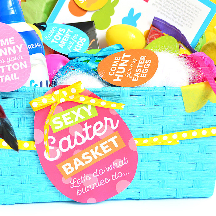 Sexy Easter Basket