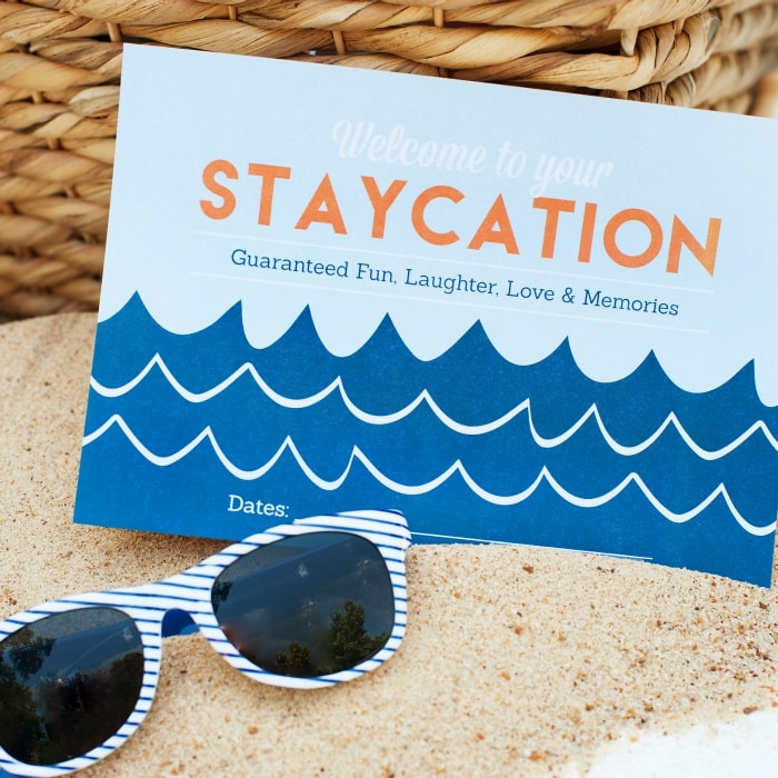 Staycation Pack