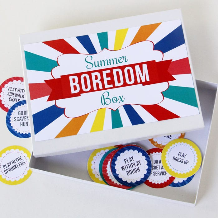 Summer Boredom Busters Pack