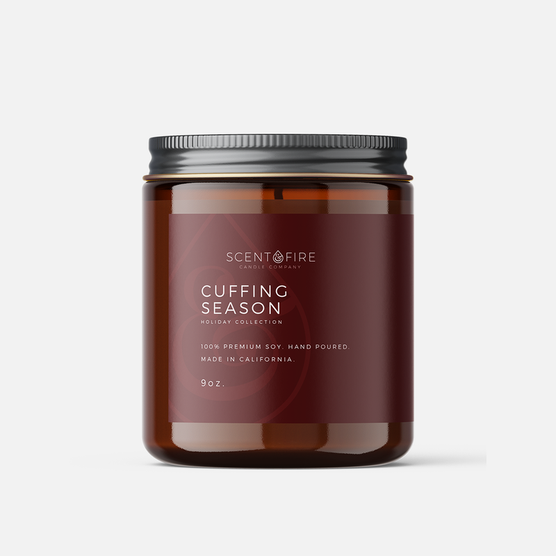 Cuffing Season - Scent & Fire Candle Co.