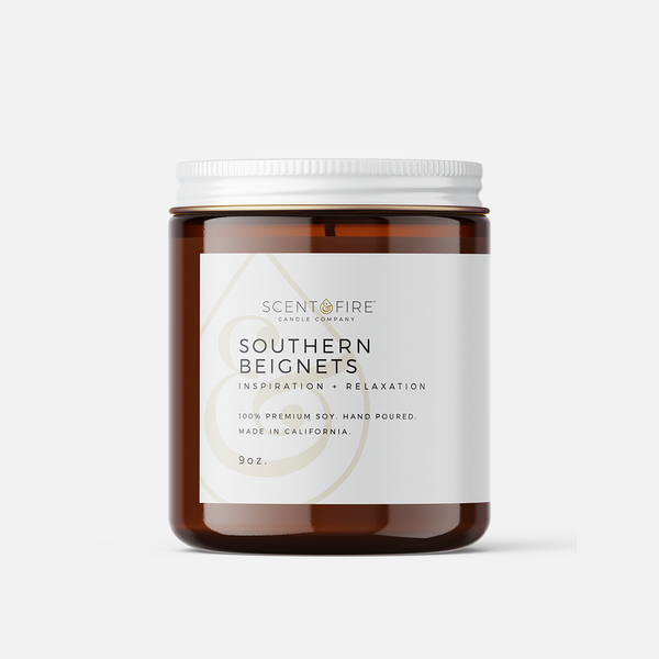 Southern Beignets - Scent & Fire Candle Co.