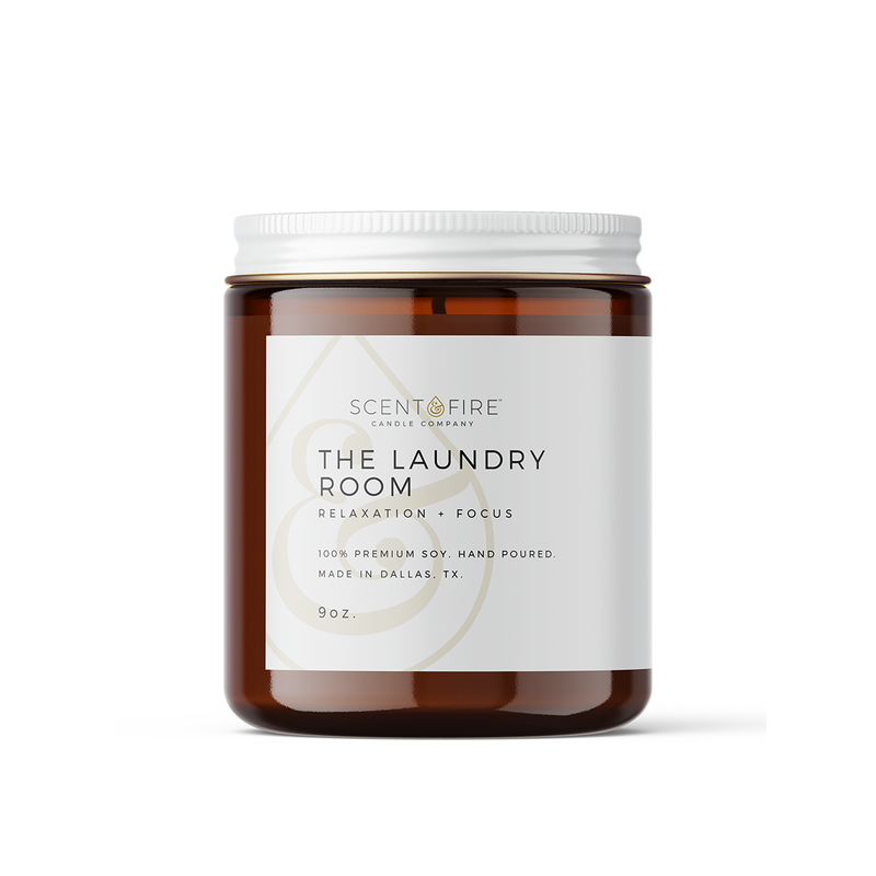 The Laundry Room - Scent & Fire Candle Co.