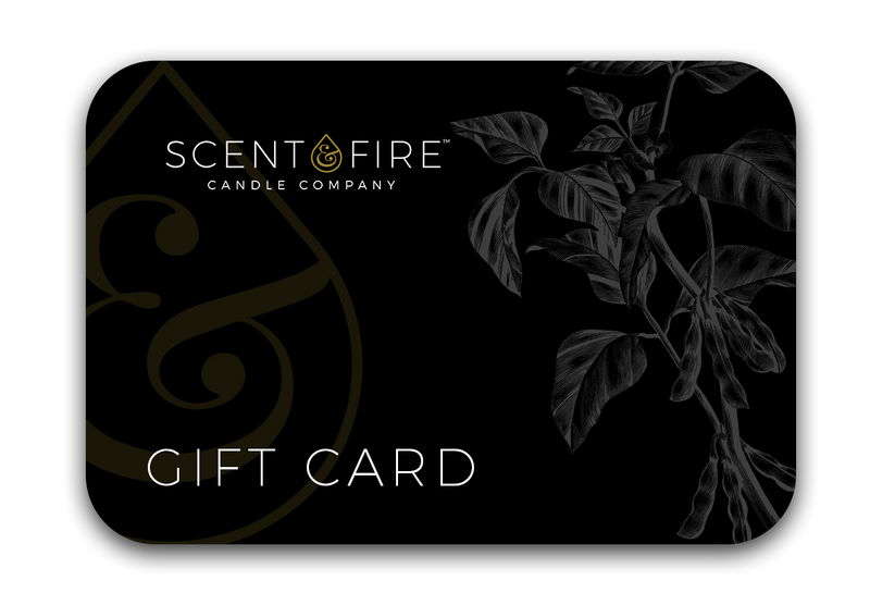Scent & Fire Gift Card - Scent & Fire Candle Co.
