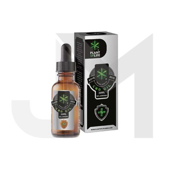 Plant of Life 3000mg CBD Full Spectrum CBD Oil 30ml