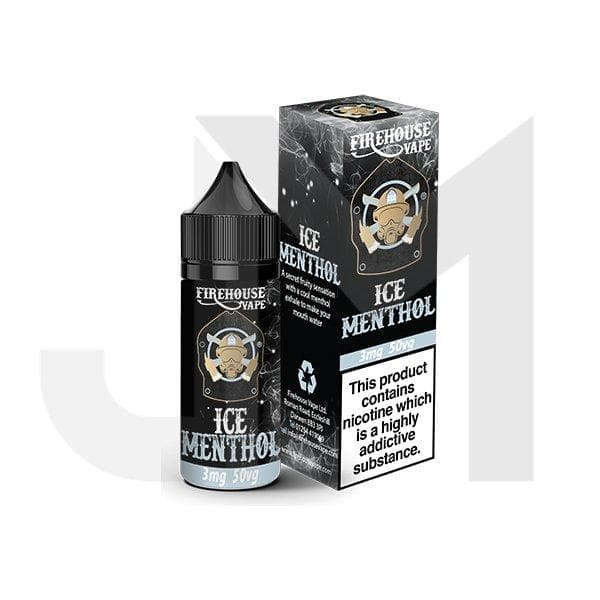 Firehouse Vape TPD 10ml 3mg (50VG/50PG)