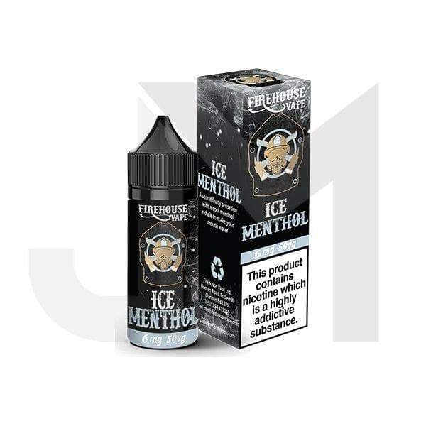 Firehouse Vape TPD 10ml 6mg (50VG/50VG)