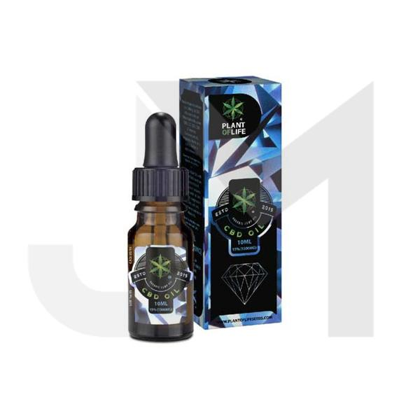 Plant of Life 1500mg CBD Full Spectrum CBD Oil 10ml