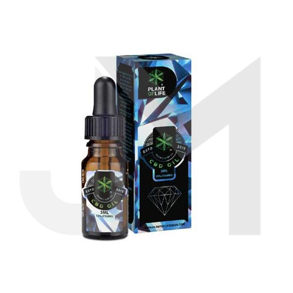 Plant of Life 750mg CBD Full Spectrum CBD Oil 5ml