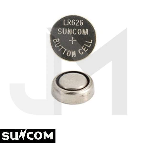 SUNCOM LR66/AG4 1.5V Battery