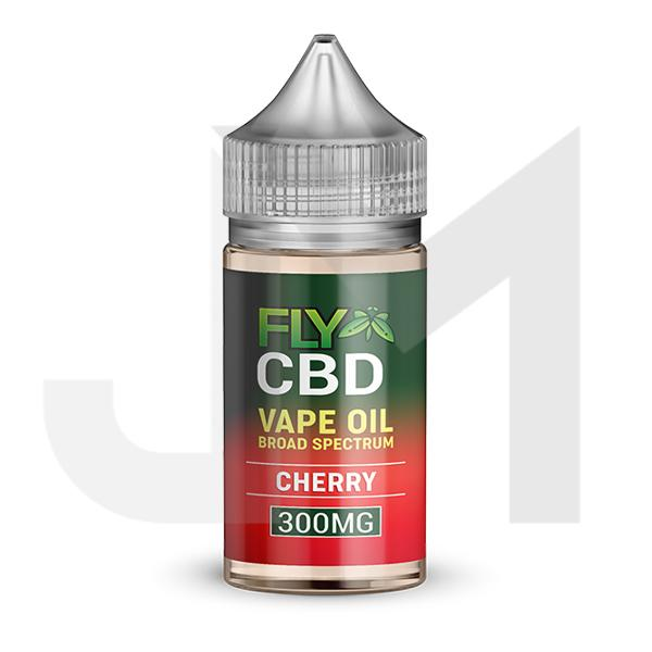 Fly CBD 300mg CBD Vaping Oil 30ml