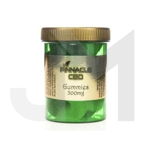 Pinnacle CBD Gummies 300mg – pack of 12