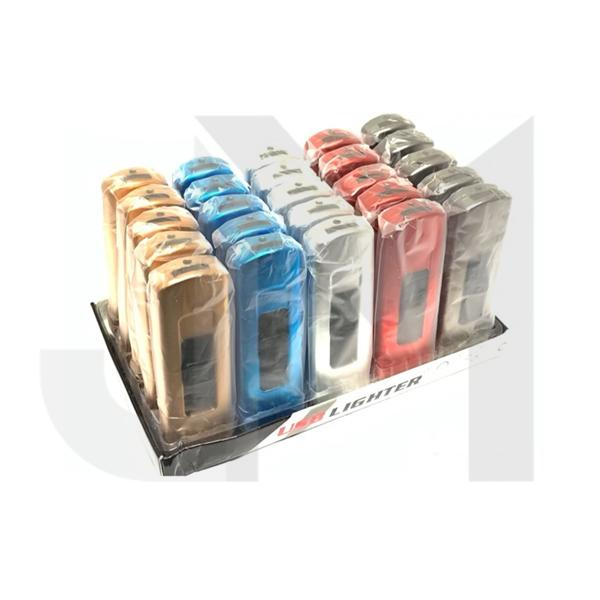 25 x USB Lighter Display Pack - 30670