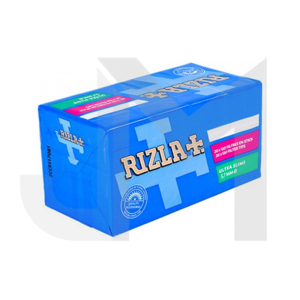 20 Pack Rizla Ultra Slim Filter Tips