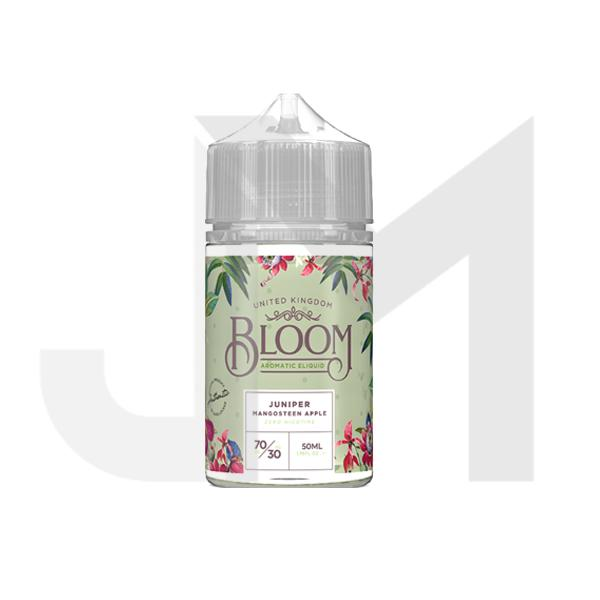 Bloom 0mg 50ml Shortfill (70VG/30PG)