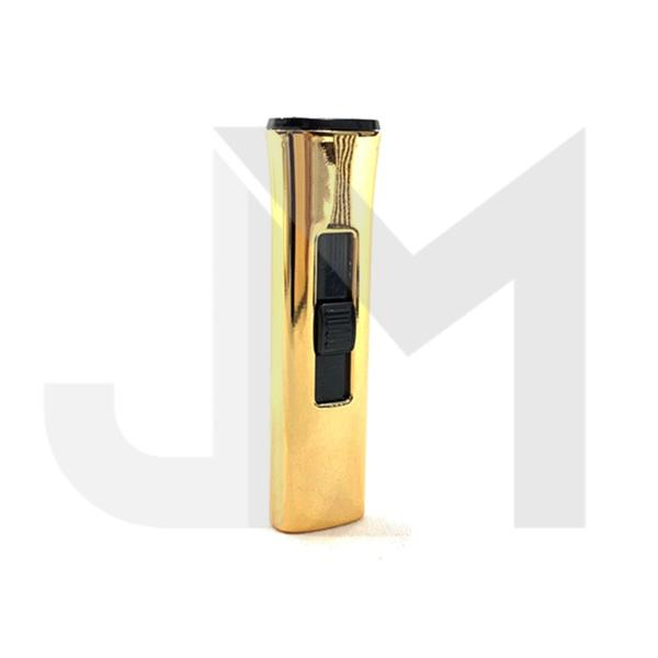 25 x USB Gold Design Lighter Display Pack - 8150