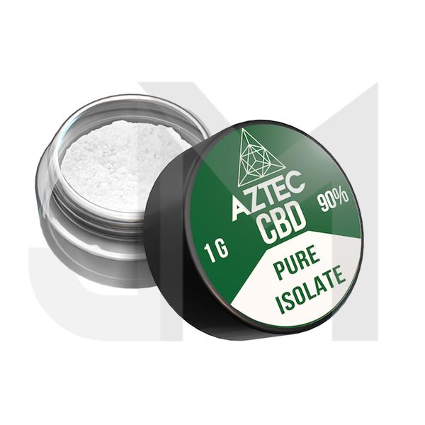 Aztec CBD Isolate 90% 1000mg CBD - 1g