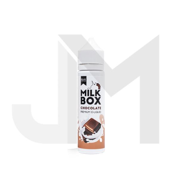 BLVK Milkbox 0mg 50ml Shortfill (70VG/30PG)