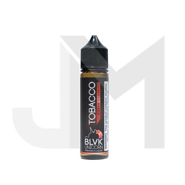 BLVK Unicorn Tobacco 50ml Shortfill 0mg  (70VG/30PG)
